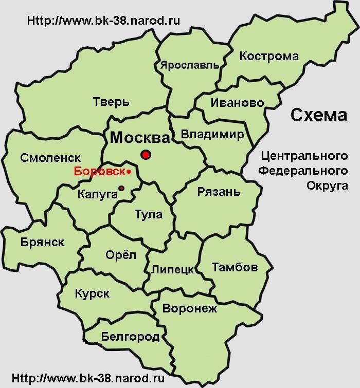 Новые границы Москвы: